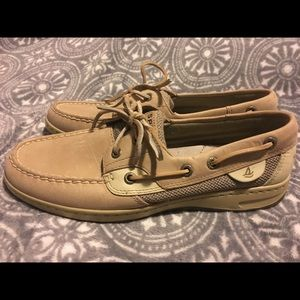 NBW Women's Sperry Top Sider Boat Shoes US Size 8